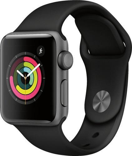 Reloj smartwatch apple watch series 3 42mm 16gb 768mb ram