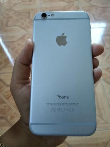 Iphone 6, liberado, detalle pantalla 50v
