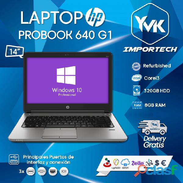 Laptop hp proboook 640 g1