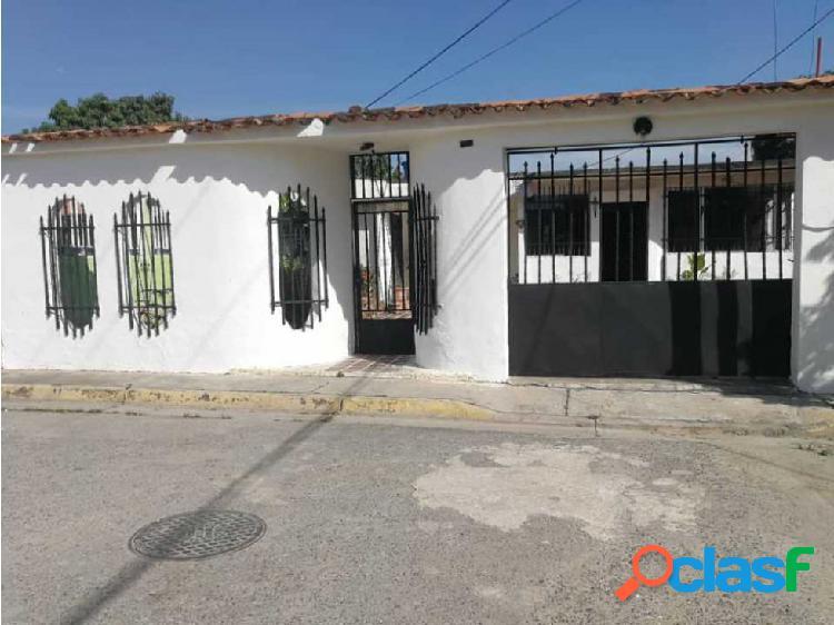 Casa conj. res. villa zuika santa cruz de aragua