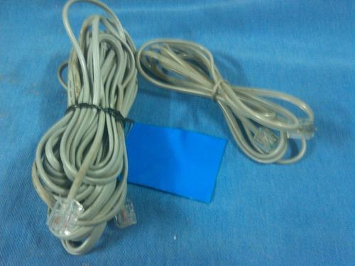 Cable para telefono rj11