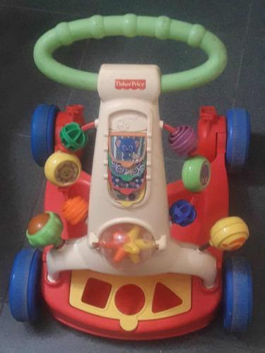 Caminadora fisher price