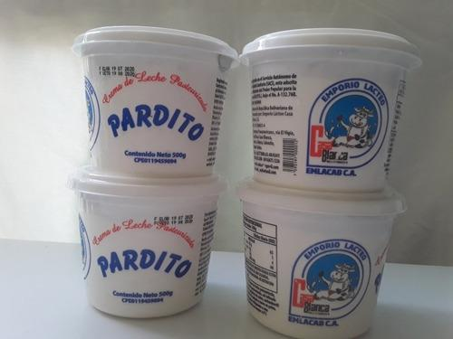 Crema de leche pasteurizada