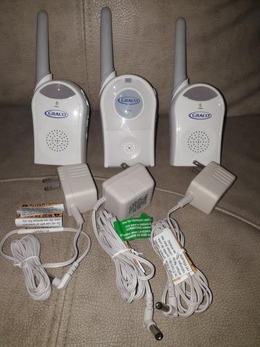 Monitor de audio para cuarto de bebé graco original