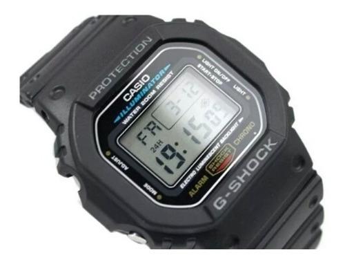 Reloj casio g-shock digital clásico dw-5600e original.