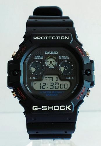 Reloj deportivo para caballero casioo g-shockk (aaa)