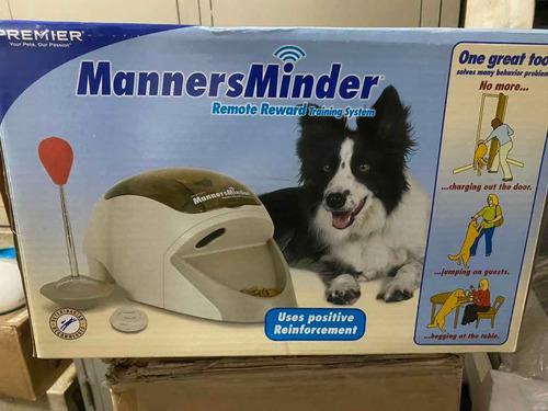 Sistema de entrenamiento remota para perros