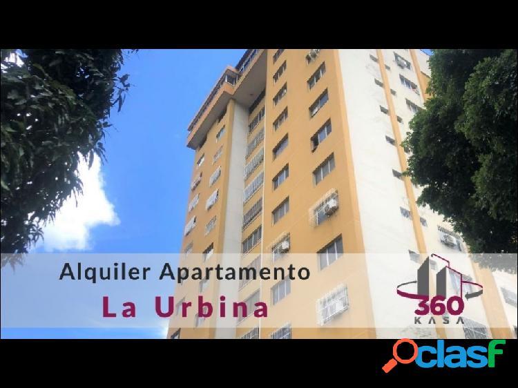 Alquiler apartamento la urbina