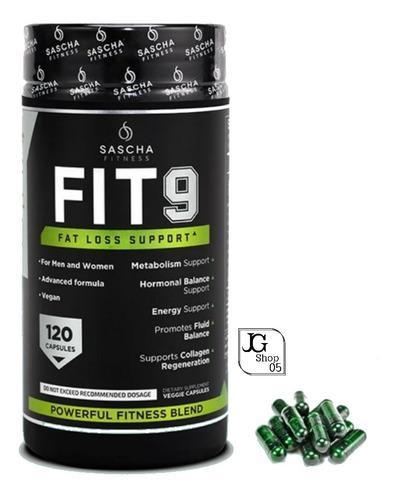 60 fit9 sascha fitness vaso