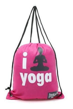 Bolso sack bag everlast yoga