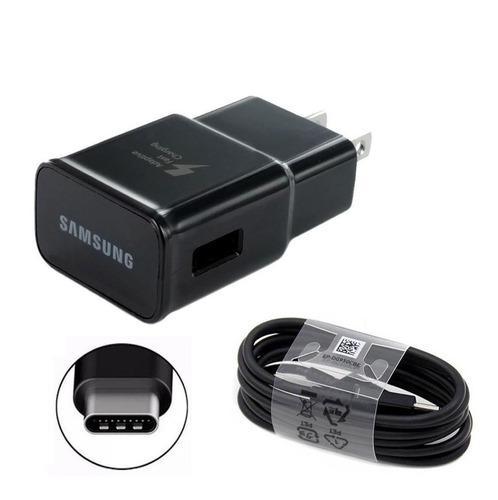 Cargador Original Samsung S8 S10 A10 A20 Carga Rapida Tipo C
