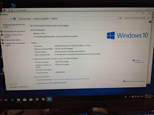 Computadora cpu en venta