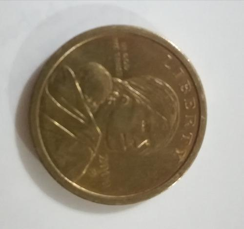 Moneda de un dollar año 2000 pack de 3 monedas