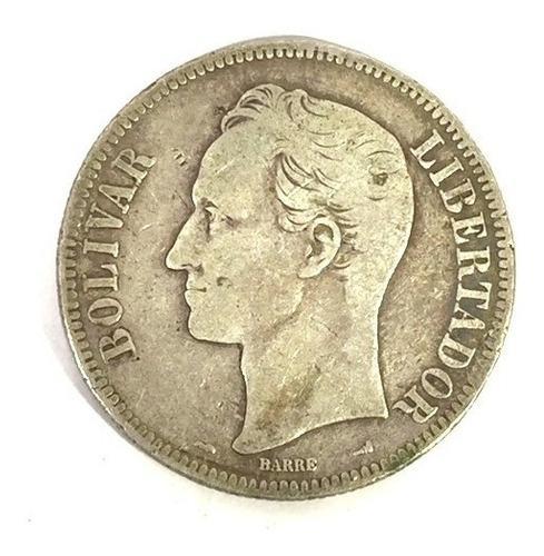 Moneda fuerte de plata año 1905.peso 25 gramo lei 900