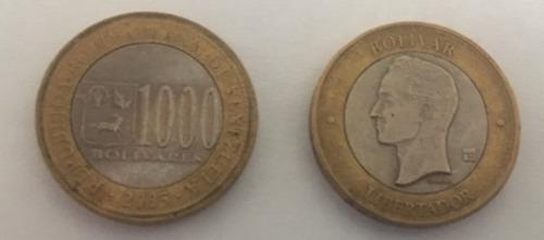 Monedas venezolana de colección para regalos de colección