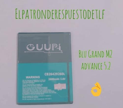 Pila batería blu advance 5.2 blu grand m2 c826429260l