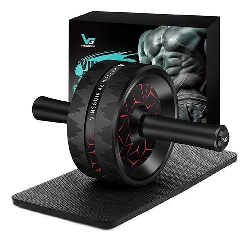 Rodillo rueda abdominales para ejercicio casa gym fitness