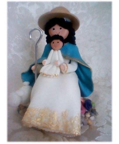 Virgenes 8cm masa flexible como recuerdo de comunion bautizo