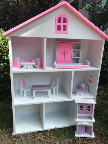 Casas, muñecas, barbie, juguete, niñas, niños, diseños