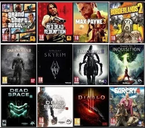 Combo juegos ps3