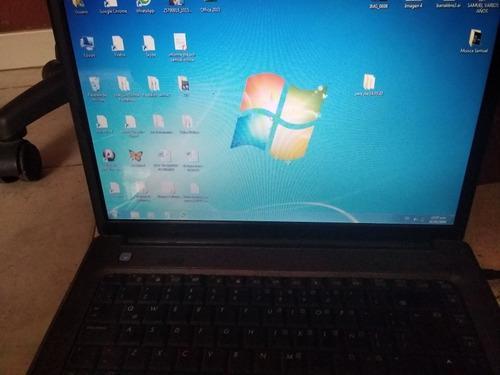 Compaq presario f500 hp laptop para reparar repuestos partes