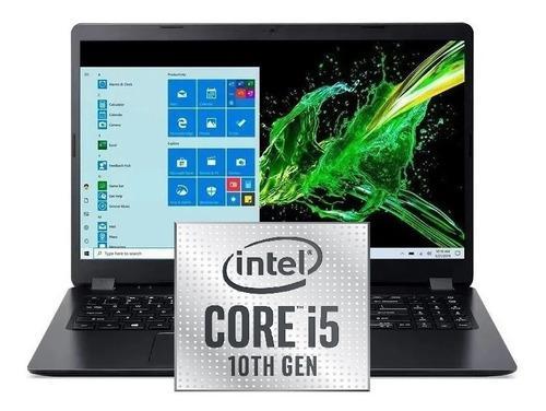 Laptop acer intel core i5 1035g1 8gbram 1tb hdd w10 15.6 hd