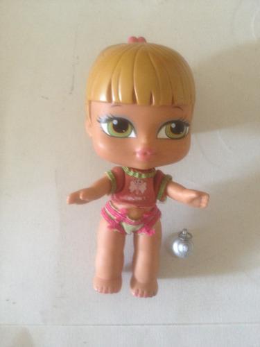 Muñeca baby bratz y set de dora la exploradora usados