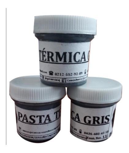 Pasta térmica gris 13g