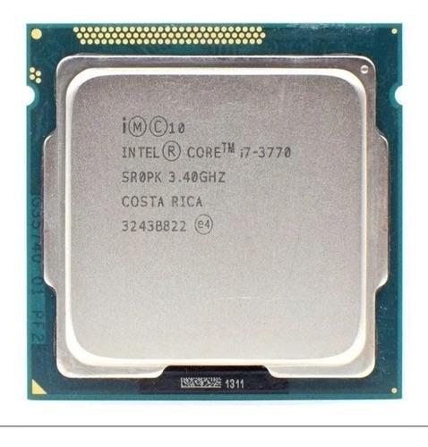 Procesador core i7 3770 3ra generación