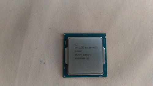 Procesador intel celeron g3900 dual core 2800 mhz