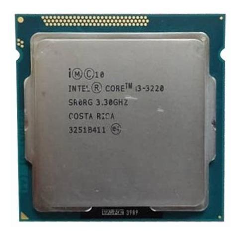 Procesador intel core i3 3220 / 1155