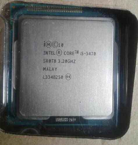 Procesador intel core i5-3470 nuevo socket 1155