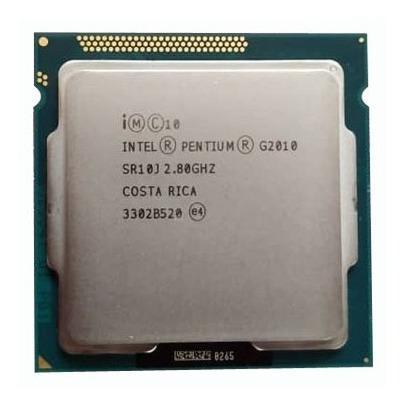 Procesador intel g2010 3ra 1155 dual core 2.80ghz, 3mb cache