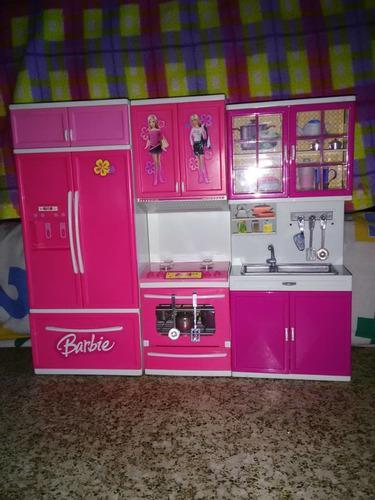 Set cocina barbie