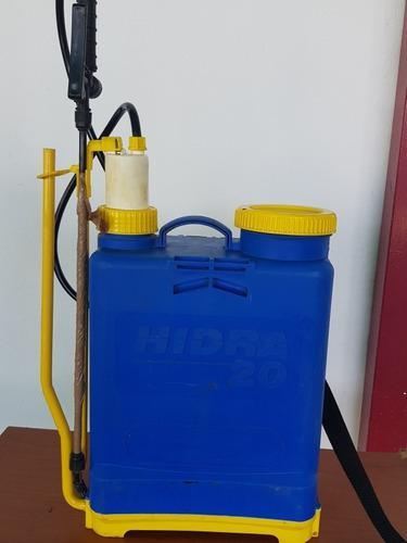 Asperjadora fumigadora tipo mochila de 20 lts