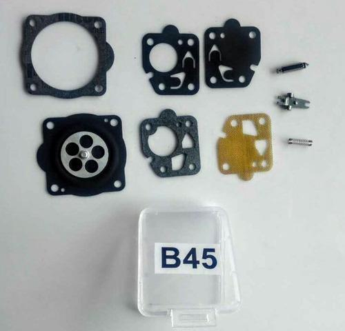 Kit de carburador para desmalezadora shindaiwa b45 y b45la