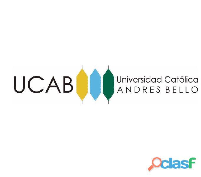 Curso propedeutico on line para la prueba ucab 2021