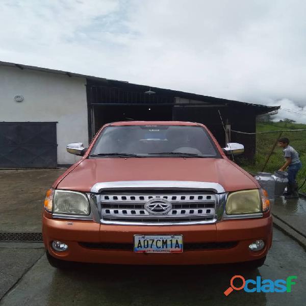 APROVECHE camioneta grand tiger 4x4 2012