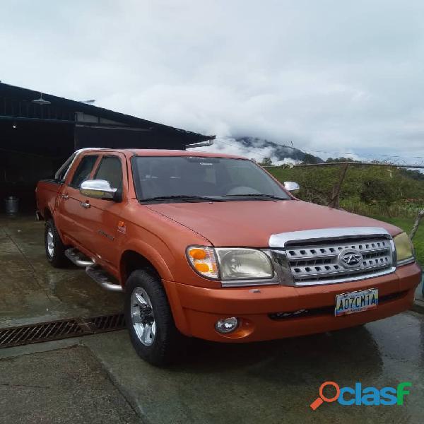 APROVECHE camioneta grand tiger 4x4 2012 1