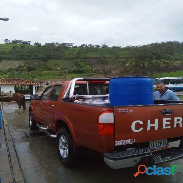 APROVECHE camioneta grand tiger 4x4 2012 5
