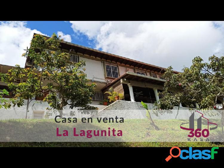 Casa en venta en la lagunita