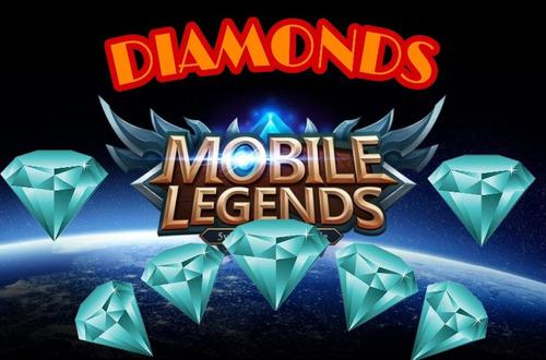 Diamantes y skins mobile legends bang bang