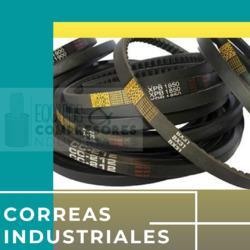 Correas industriales