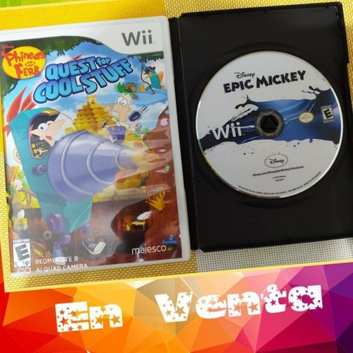 Juegos Wii Originales Oferta