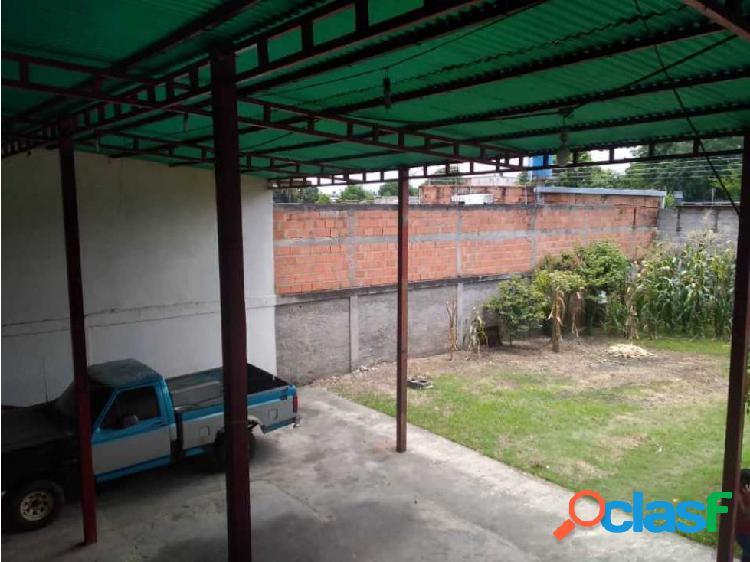 Galpón Grande con casa Palo Negro Edo.Aragua 2