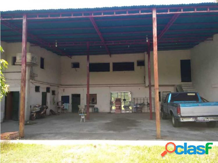Galpón Grande con casa Palo Negro Edo.Aragua 3