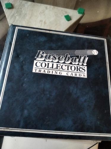 Album De Tarjetas/barajitas De Beisbol Upper Deck Mlb +700