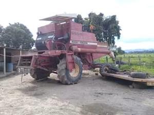 Se vende cosechadora barinas venezuela