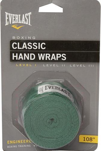 Vendas para manos everlast (wraps)