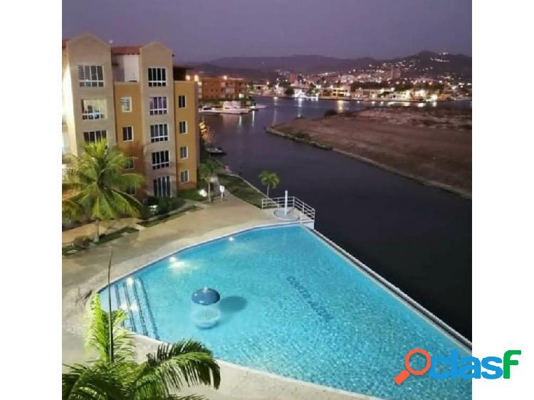 Marina del rey, apartamento ph en venta, lecheria